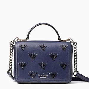 Kate Spade Embellished Maisie Crossbody Bag